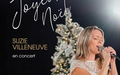 Suzie Villeneuve vous invite à son concert virtuel 10 décembre 2020